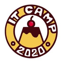 IT CAMP 2020 善通寺 ロゴ